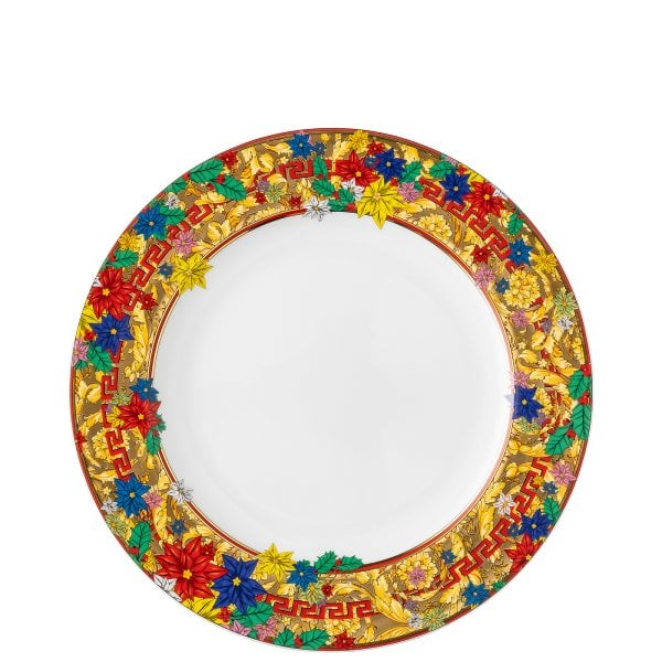 Speiseteller 27 cm Versace Holiday Alphabet