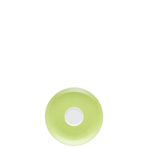 Saucer small Sunny Day Apple Green