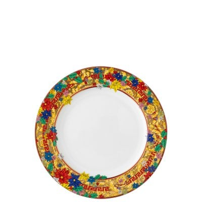Plate 22 cm Versace Holiday Alphabet