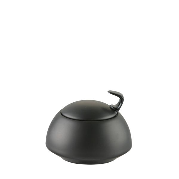 Sugar bowl 3 TAC Gropius Black