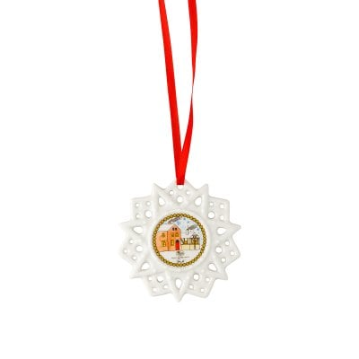 Star ornament Sammelkollektion 19 Mutter mit Kind
