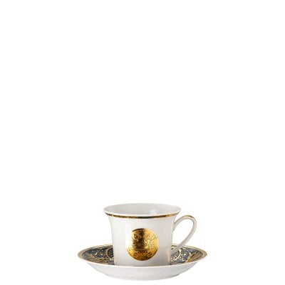 Cappuccino cup with saucer Rosenthal Heritage Dynasty