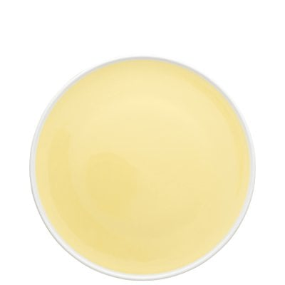 Plate 27 cm flat ONO friends Yellow