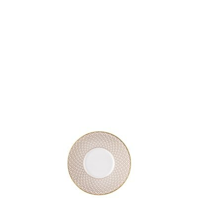 Saucer 2 tall Francis Carreau Beige