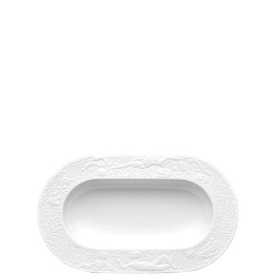 Pickle dish Magic flute White