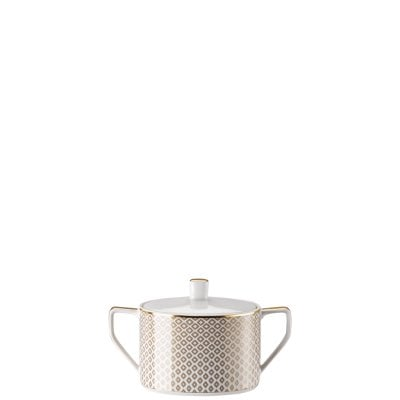 Sugar bowl 3 Francis Carreau Beige