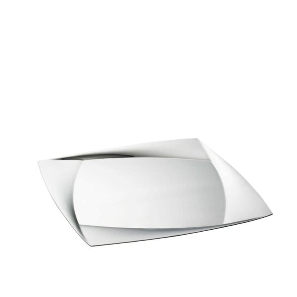 Show plate 30 cm Lucy Stainless steel 18/10
