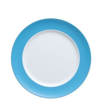 Assiette plate 27 cm Sunny Day Waterblue