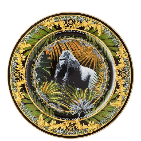 Wall plate 30 cm Le Règne Animal Bob