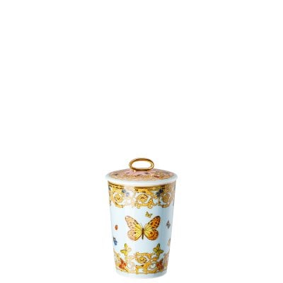Table light 2 pcs. with scented wax Versace Le jardin de Versace