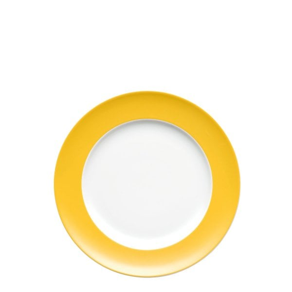 Plate 22 cm Sunny Day Yellow