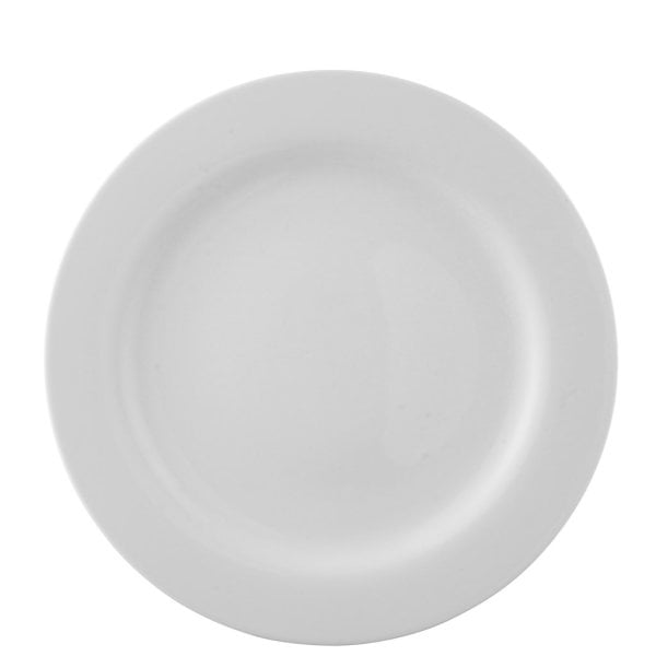 Service plate 31 cm Moon White