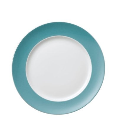 Plate 27 cm Sunny Day Turquoise