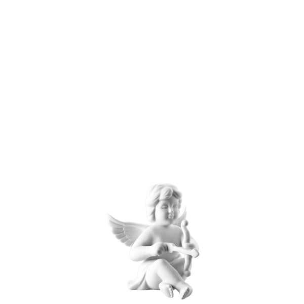 Angel Cupid 6,5 cm Angel small White-mat