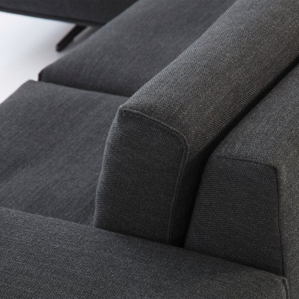 Suite STAGE Anthracite Grey Fabric