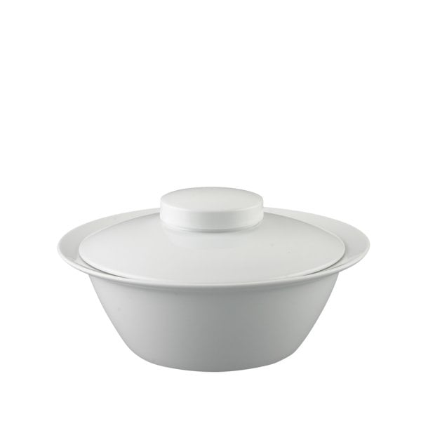 Covered vegetable bowl Vario Pure