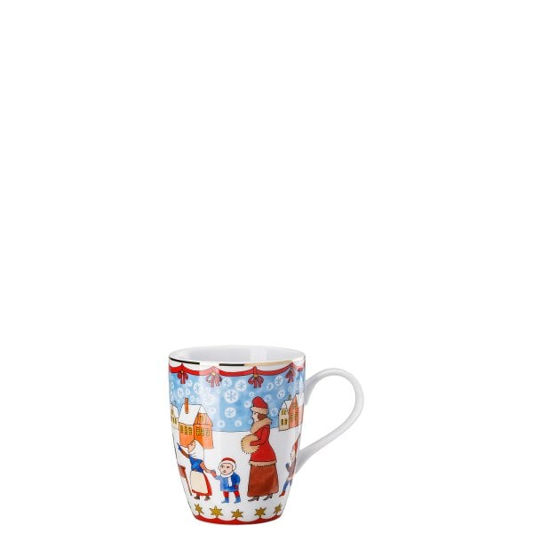 Mug with handle Sammelkollektion 19 Weihnachtsmarkt