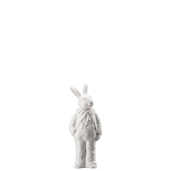 Male hare Hasenfiguren White