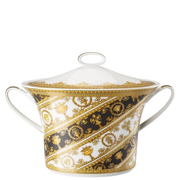 Souptureen 2 Versace I Love Baroque