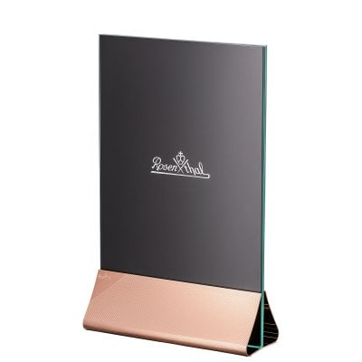 Picture Frame 15x20 Silver Collection PhotoFrame Rose Gold