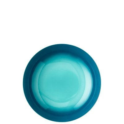 Assiette creuse 22 cm BeColour Ella Blue