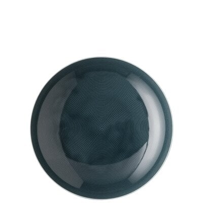Plate 24 cm deep Loft by Rosenthal Colour - Night Blue
