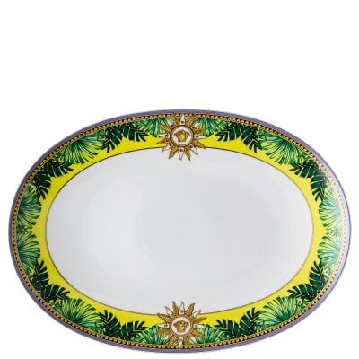 Platter 33 cm Versace Jungle Animalier