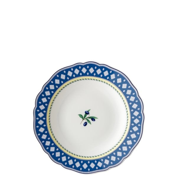 Rim plate 21 cm deep Maria Theresia Medley - Vicenza
