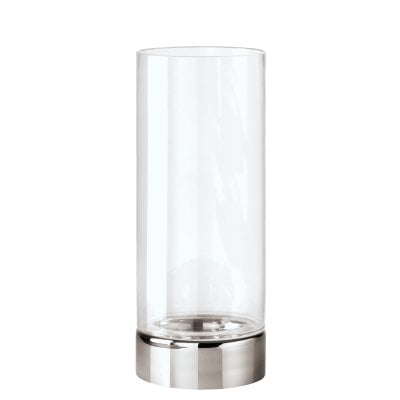 Windlicht 15x31,5 cm Home Design Glas