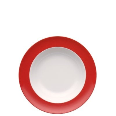 Assiette creuse 23 cm Sunny Day New Red