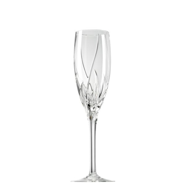 Champagne flute Estelle glossy