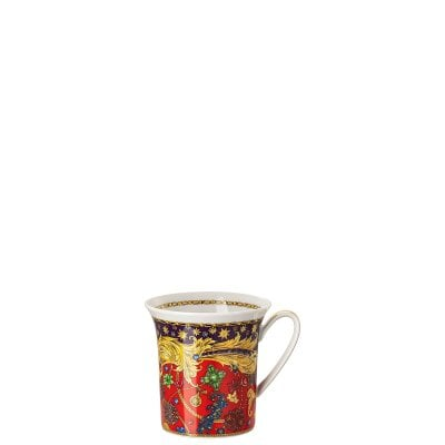 Mug with handle Versace Barocco Holiday