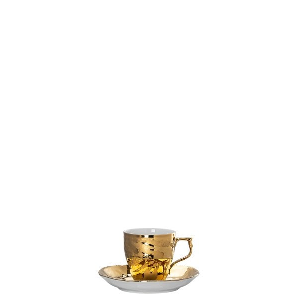 Espresso/ Mocca cup with saucer Rosenthal Midas