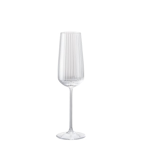 Champagner flute Dynasty clear