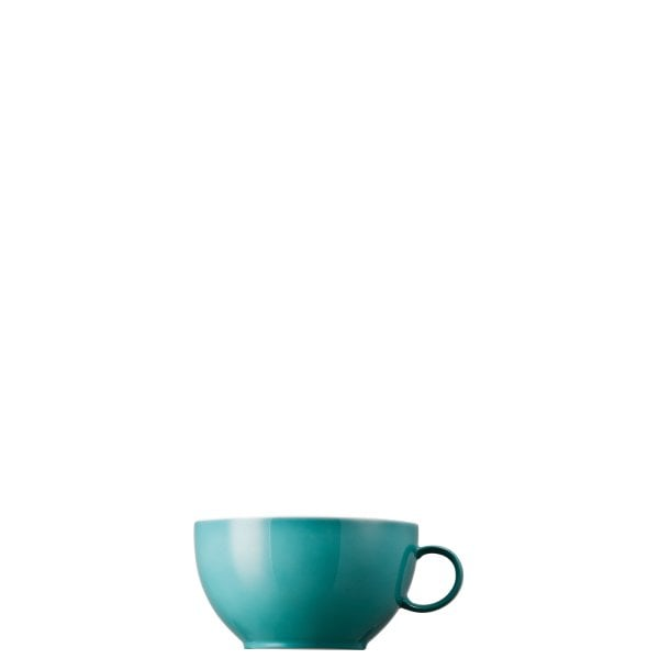 Cappuccino-Obertasse Sunny Day Turquoise