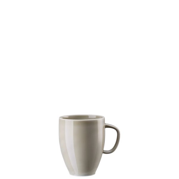 Mug with handle Junto Pearl Grey