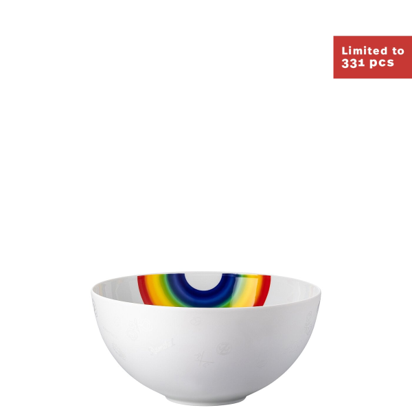 Schüssel 19 cm TAC Gropius - COLLECTION #331_RAINBOW by 'zoeppritz since 1828' x Rosenthal