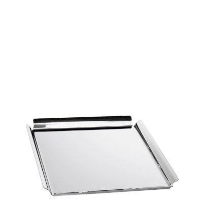 Square tray cm 19x19 Sky Stainless steel 18/10
