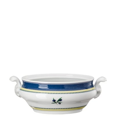 Covered vegetable bowl Maria Theresia Medley