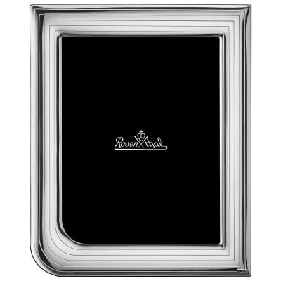 Bilderrahmen 20x25cm Silver Collection Weiter