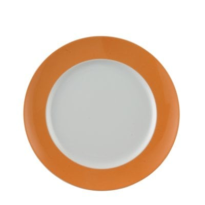 Plate 27 cm Sunny Day Orange