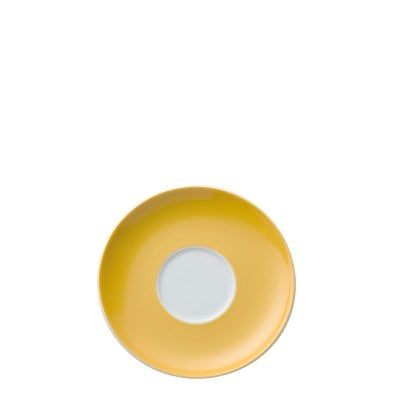 Piattino tazza cappuccino/jumbo Sunny Day Yellow