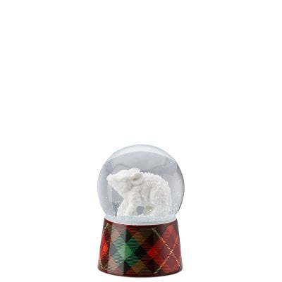 Glass sphere w. snow effect Cozy Winter Frischling