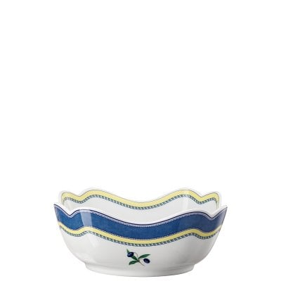 Bowl rectangular 20 cm Maria Theresia Medley