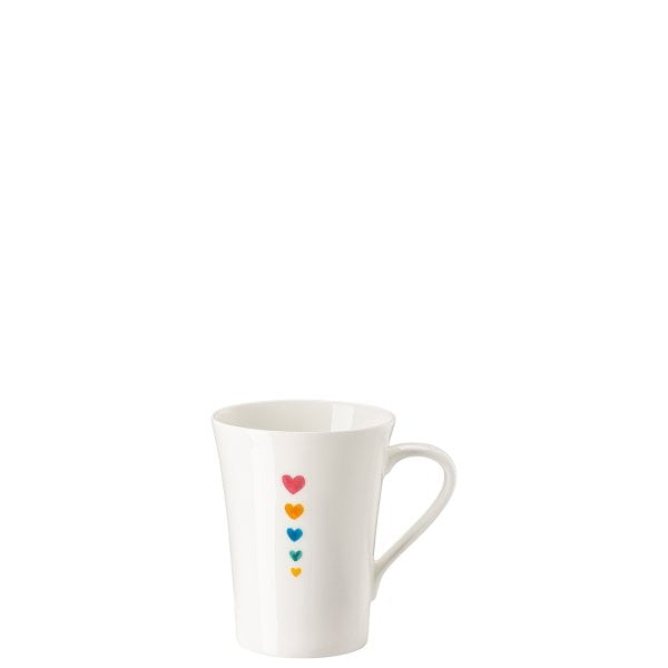 Becher mit Henkel My Mug Collection Love - Small hearts