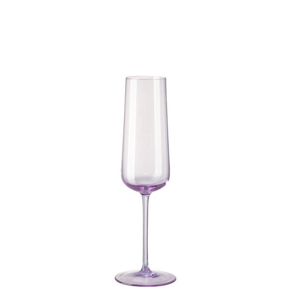 Champagnerflöte Turandot Light Purple