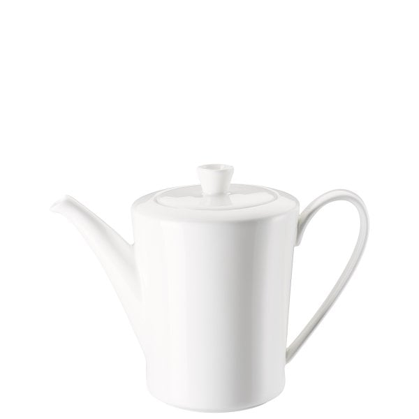 Combi pot Jade White