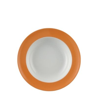 Piatto fondo 23 cm Sunny Day Orange
