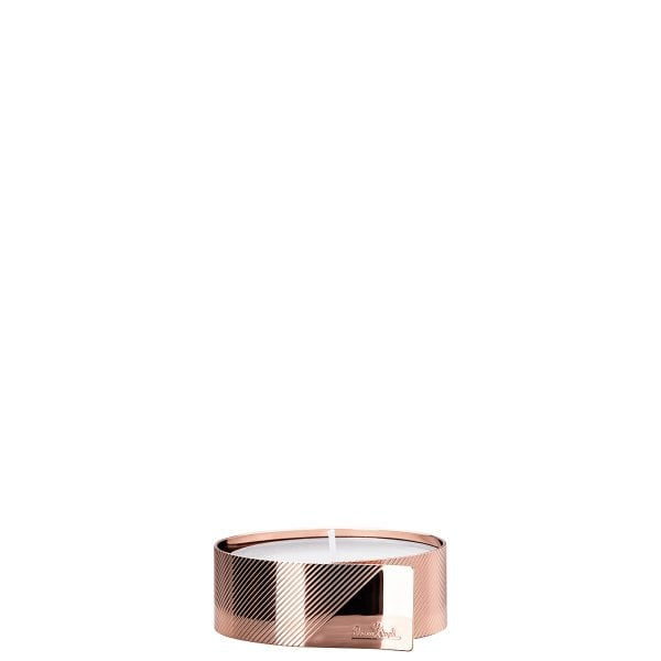 Teelichthalter 6 cm Silver Collection Tealight Rose Gold