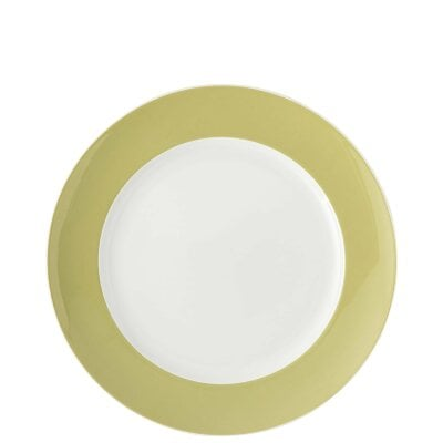 Plate 27 cm Sunny Day Avocado Green